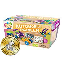 Deals on Thames & Kosmos Kids First Automobile Engineer Kit w/Storybook