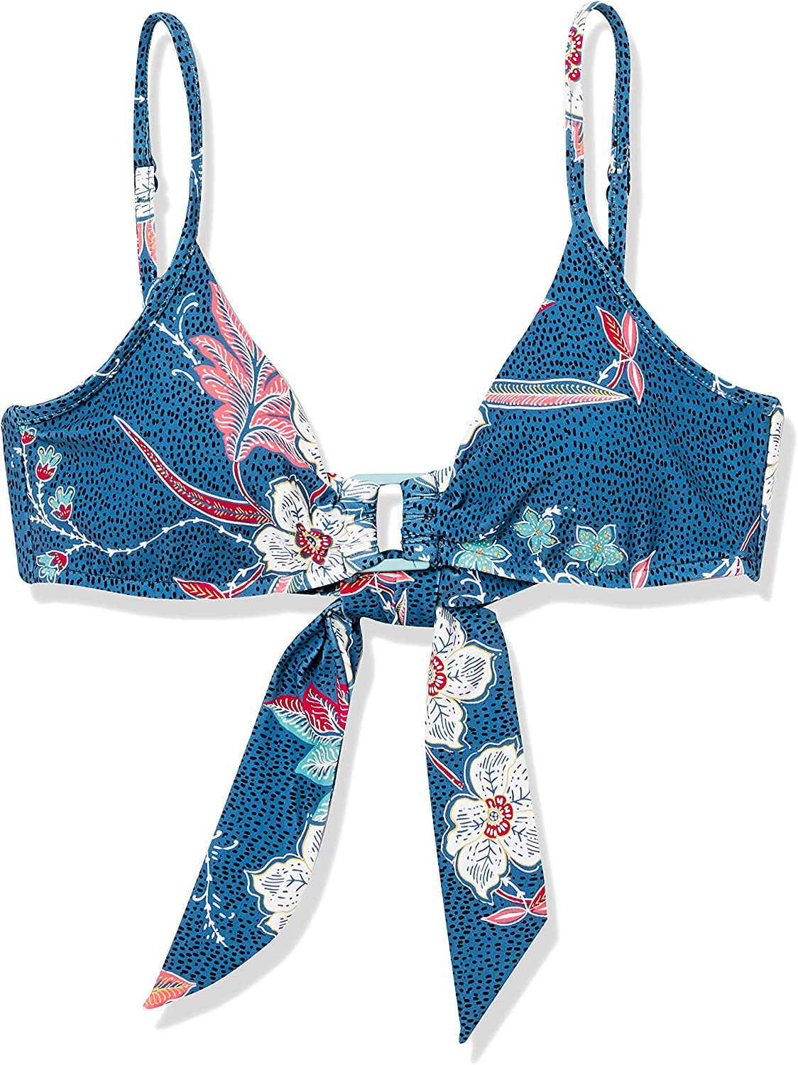 Seafolly Some reservation Women's Ring Front Bralette Top Bikini Swimsuit Louisville-Jefferson County Mall
