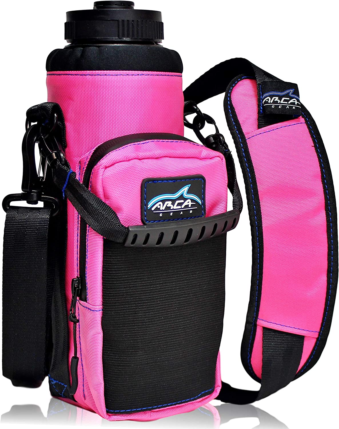 Tulsa Mall Arca Gear 40 oz Hydro Carrier - Water w Bottle Sling C Insulated Fashionable