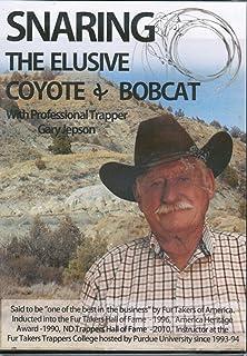 DakotaLine DVD - Gary Jepson - Snaring The Elusive Coyote & Bobcat