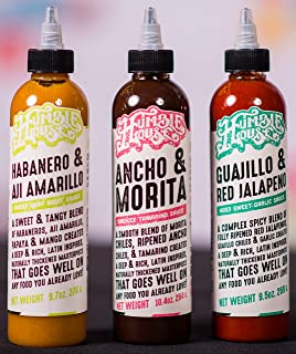 Humble House Sauce Variety Pack 9.7 oz (Pack of 3)