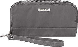 Travelon Travelon RFID Blocking Double Zip Wallet