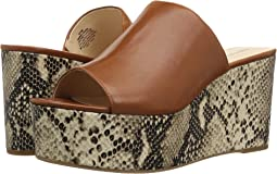 Nine West Kelsawn Platform Wedge Slide Sandal