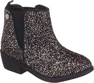 elastic gusset boots