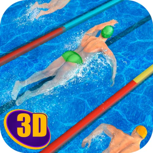Swimming Pool Racing Tournament 2017: Pool Diving Swimming Racer |Pool World Swimmer Game Racing Champion | Diving Champions Swimming Pool Race