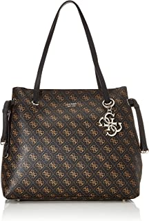 comprar comparacion Guess Digital Shopper, bolso para Mujer, marrón, Talla única