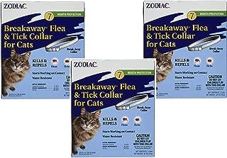 Best zodiac cat flea collar Reviews