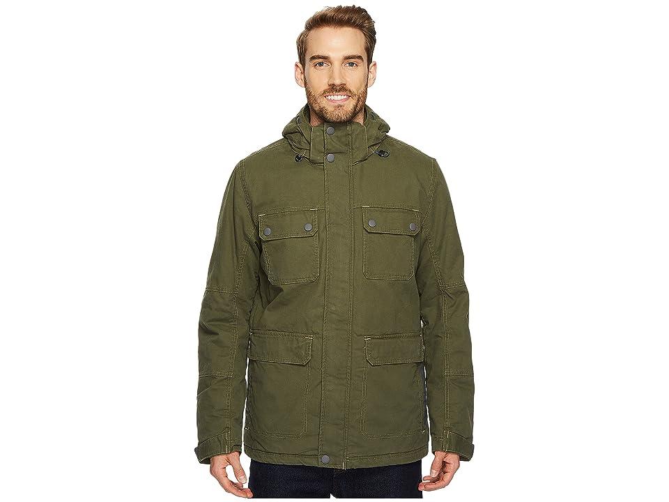 Prana Bronson Towne Jacket (Cargo Green) Men