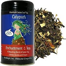 Calypso's Enchantment of the Teas (Lemon, Vanilla & Cream Green Tea)