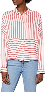 Lee Cooper Striped Blouse Blusas para Mujer