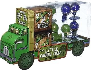 Little Green Men 8 Battle Pack Series 1 Style 3 Figures