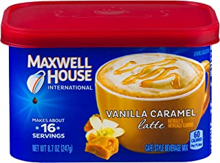maxwell house mild blend instant coffee