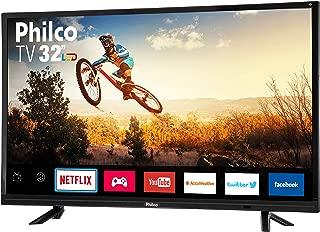 "Smart TV Led HD 32"", Philco PTV32E21DSWN, Preto"