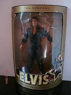 1968 Special Elvis Presley 12 Inch Figure, In Black Leather