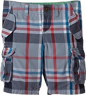 Tommy Hilfiger Fontana Check Cargo Short Shorts para Niños