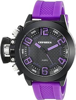 CEPHEUS Men's CP901-620 Analog-Quartz Watch
