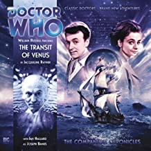 The Transit of Venus: Doctor Who - The Companion Chronicles