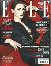 Elle UK Magazine (November 2014, Anne Hathaway Cover)
