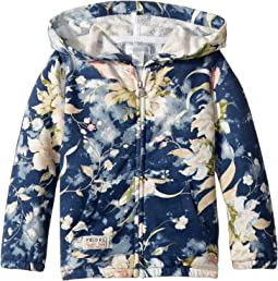 Ralph Lauren Baby Floral French Terry Hoodie (Infant)