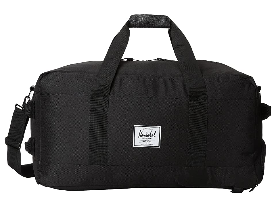 8600783f8c UPC 828432007424 product image for Herschel Supply Co. Outfitter (Black)  Duffel Bags ...