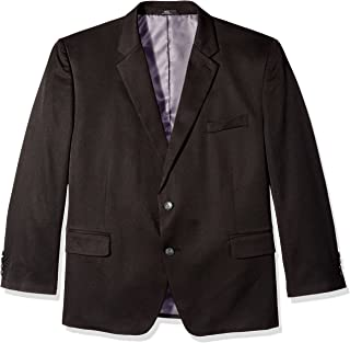 Haggar Men's Big and Tall Big & Tall Travel Performance Heather 2-Button Classic Fit Suit Separate Coat