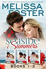 Seaside Summers (Books 1-3, Boxed Set): Love in Bloom (Melissa Foster's Steamy Contemporary Romance Boxed Sets) Kindle Edition