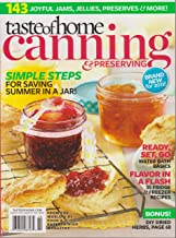 Taste of Home Canning & Preserving Magazine (2012)