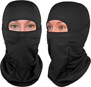 The Friendly Swede Balaclava Face Mask - Ski Mask and Winter Sports Headwear, Neck Gaiter and Motorcycle Helmet Liner for Men and Women (Standard/Nordic/Arctic) - [1-Pack or 2-Pack]