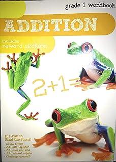 Addition Grade 1 WORKBOOK