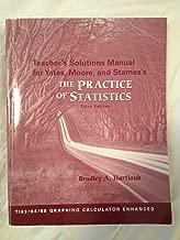 Teachers Solutions Manual For Practice Of Statistics (P) (TM)