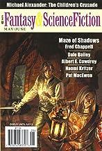 The Magazine of Fantasy & Science Fiction May/June 2012 (The Magazine of Fantasy & Science Fiction Book 122)