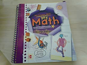 My Math, Vol. 1, Grade 5, Teacher Edition
