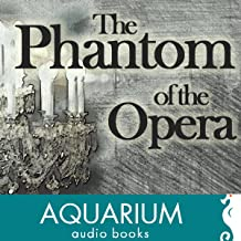phantom of the opera audiobook