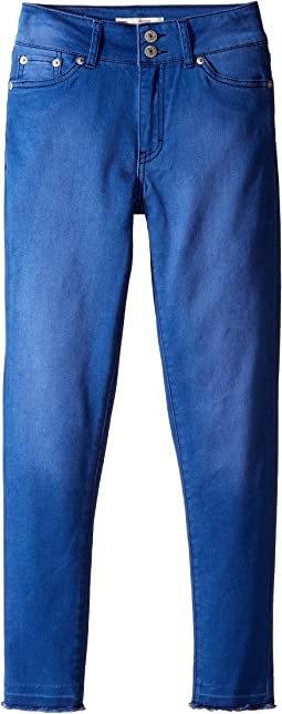 Levi's® Kids High-Rise Ankle Super Skinny Jeans (Big Kids)