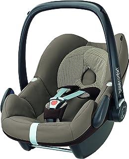 Bébé Confort Pebble - Silla de coche, grupo 0+, color marrón