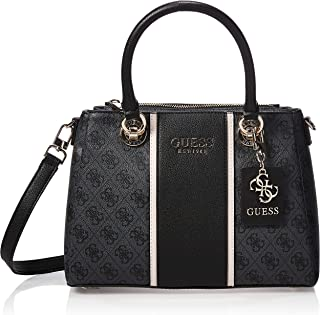 GUESS Womens Handbag, Coal - SG773706