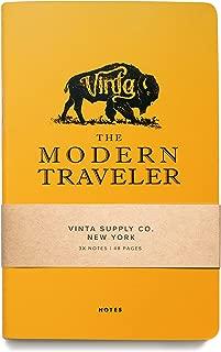 The Modern Traveler - Traverse Field Notes - 3-Pack Notebooks