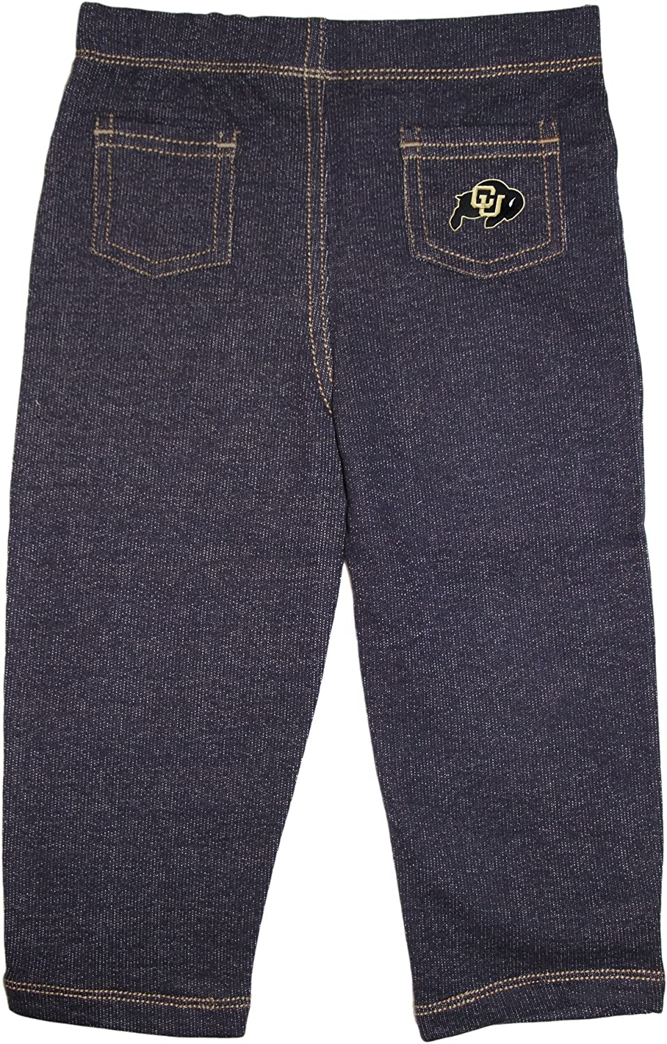 Creative Knitwear University of OFFicial mail order Denim Colorado Jeans Buffaloes In stock