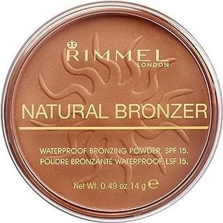 Rimmel London Natural Pressed Bronzer, Light-As-Air