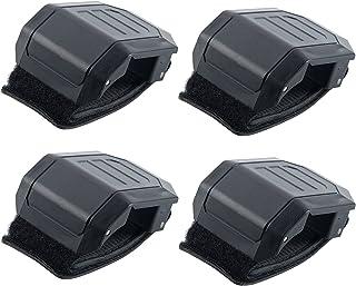 Orion Motor Tech UTV Windshield Clamps Straps Kit, Compatible with Polaris, Can Am, Yamaha, Honda, Kawasaki