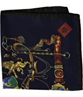 Dolce & Gabbana - Lion Foulard Pocket Square