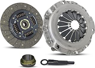 Clutch Kit Works With Chevrolet Aveo Aveo5 Suzuki Swift+ Lt Ls Base Special Value S Sx Se Sport 2000-2011 1.6L l4 GAS DOHC Naturally