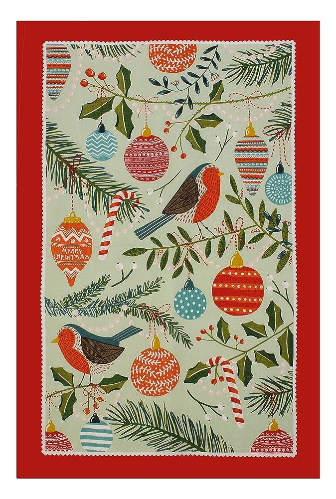 安定しましたのぞき見もう一度Ulster Weavers Between the Branches Linen Tea Towel