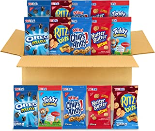 Sponsored Ad - OREO Mini Cookies, CHIPS AHOY! Mini Cookies, Nutter Butter Bites, RITZ Bits Cheese Crackers & Teddy Grahams...