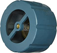 NIBCO  W910B-LF/W960B-LF Silent Wafer Check Valve   Lead-Free, Class 125, Iron Body, Bronze Seat and Disc, 4