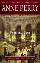 Farriers' Lane: A Charlotte and Thomas Pitt Novel