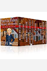 Patricia Fisher's Mystery Adventures - A Ten Book Boxed Set (Patricia Fisher's Big Boxed Sets 2) Kindle Edition