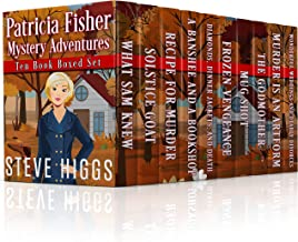 Patricia Fisher's Mystery Adventures - A Ten Book Boxed Set (Patricia Fisher's Big Boxed Sets 2)