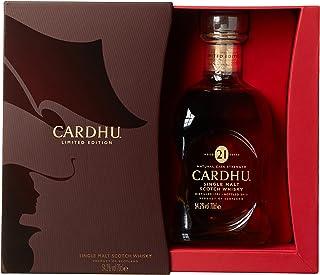 Cardhu 21 Jahre Single Malt Scotch Whisky 1 x 0.7 l