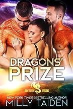 Dragons' Prize : Fantasy Paranormal Dragon Romance (Daeria World) (Nightflame Dragons Book 4)